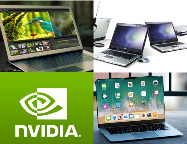 Главный конкурент MacBook Pro: Nvidia анонсировала линейку мощных ноутбуков