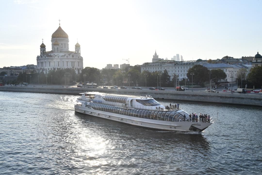 Завораживающие речные прогулки по столице
