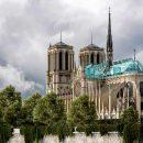 Как строили Собор Парижской Богоматери