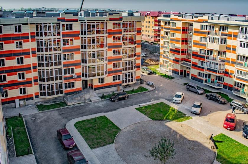 Комфортабельные новостройки в Алматы по приятной цене от компании mercur-grad.kz
