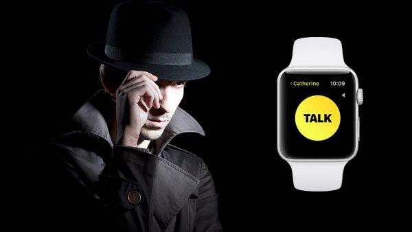 Шпионские штучки: Apple временно приостановила работу Walkie-Talkie