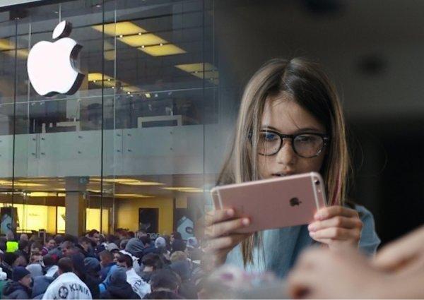 «Синенький»: 50% владельцев iPhone не знают название своей модели