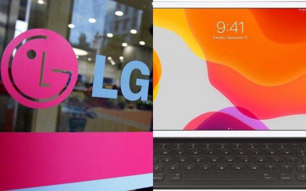 LG увеличит поставки дисплеев для Apple из-за популярности iPad