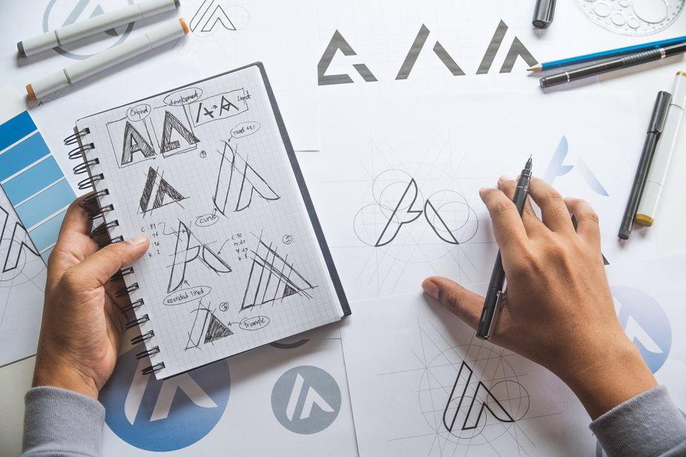 Разработка логотипа и сайта для брендов