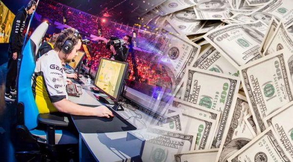 Пари на киберспорт на официальном зеркале Ггбет